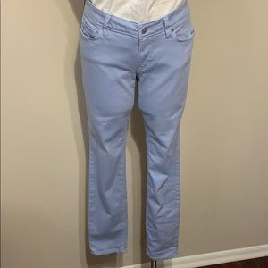 Loft Skinny Curvy Fit Jeans Size 6